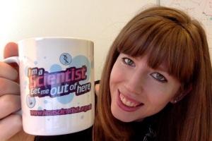 My exclusive IAS mug!