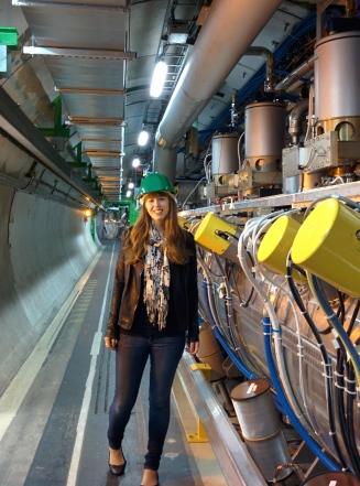 Clara and the LHC