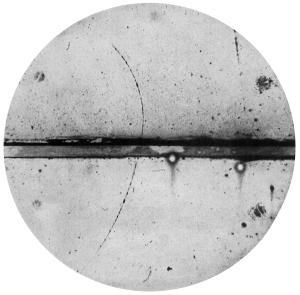Positron Discovery