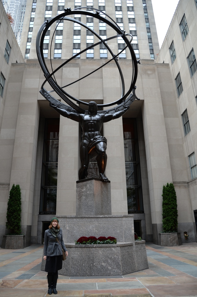 ATLAS in New York